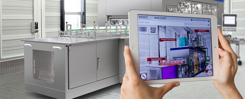 Augmented Reality in de industrie