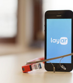 Using Layar with AR and Google Glass | Layar Augmented Reality platform voor Google glass