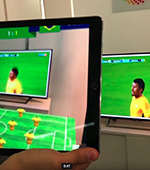 Televisie en Augmented Reality