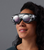 Magic Leap onthuld haar augmented reality bril